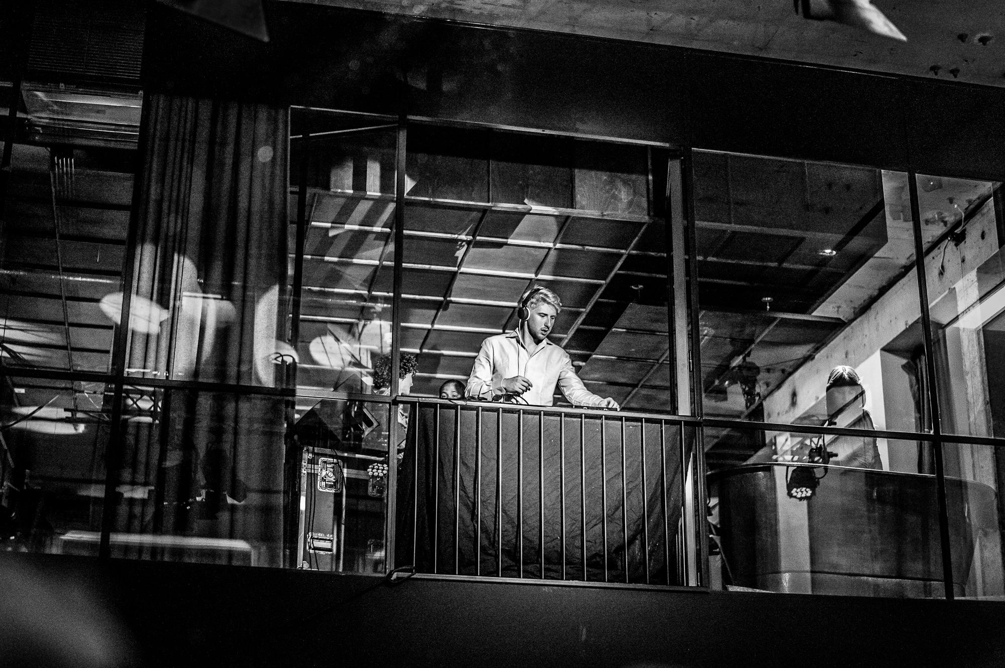 Friday Night Sounds: DJ Kickflip