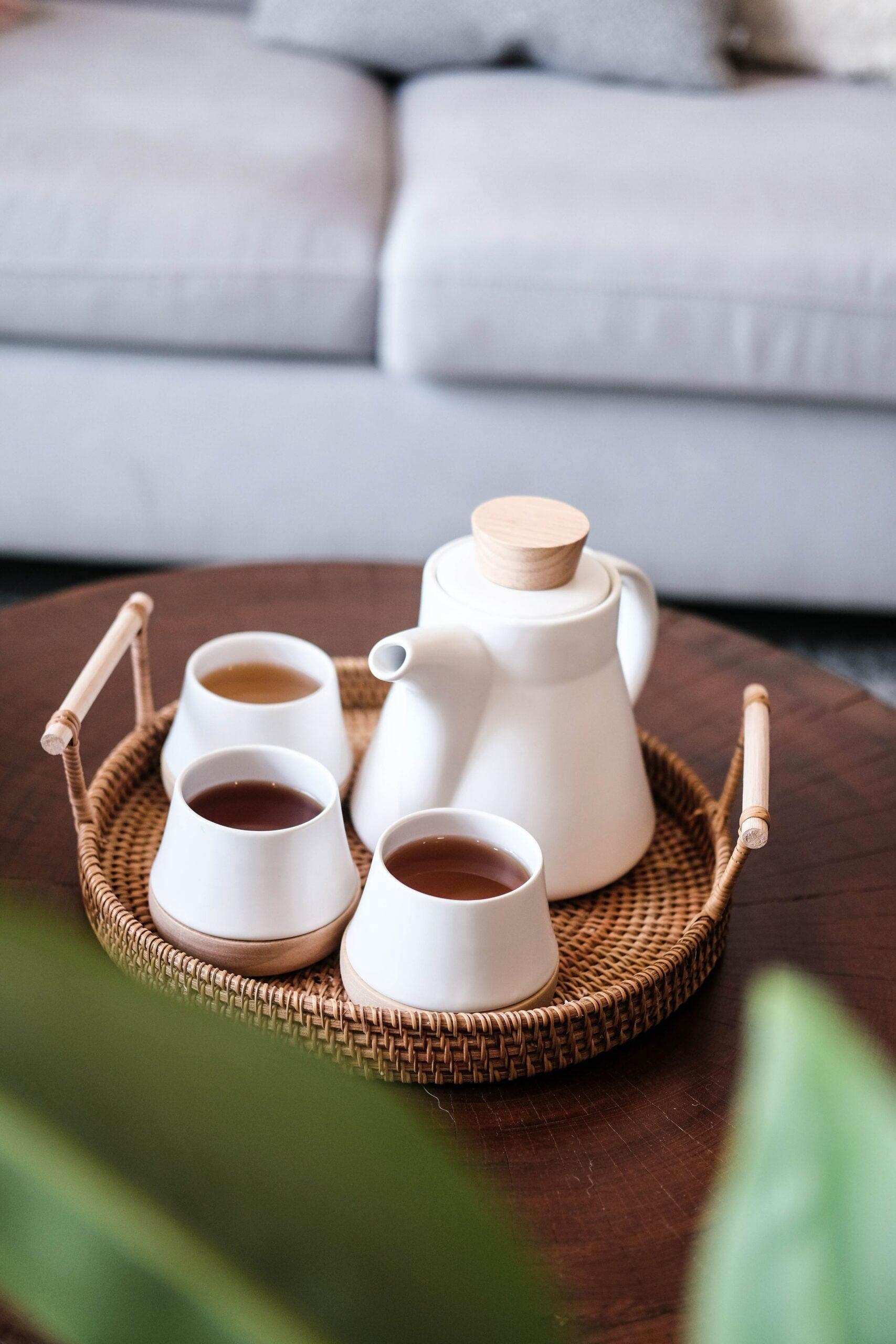 Kokedama & the Art of Japanese Tea Tasting