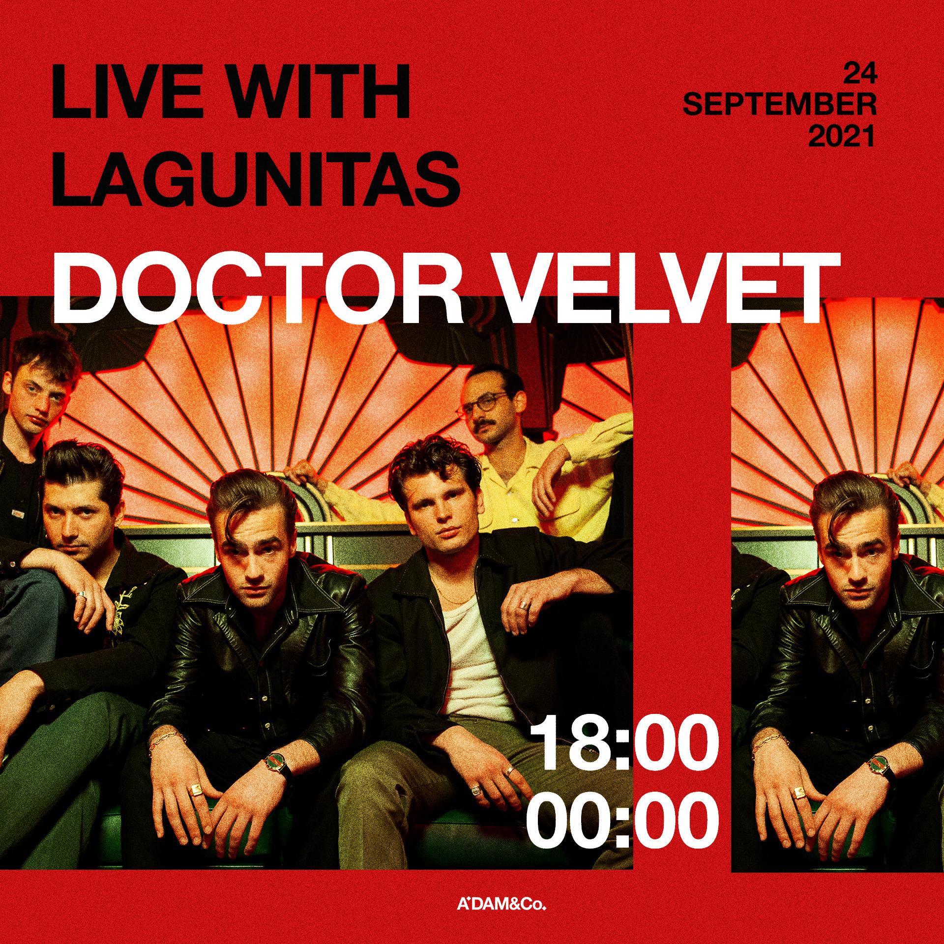 Live with Lagunitas: Doctor Velvet