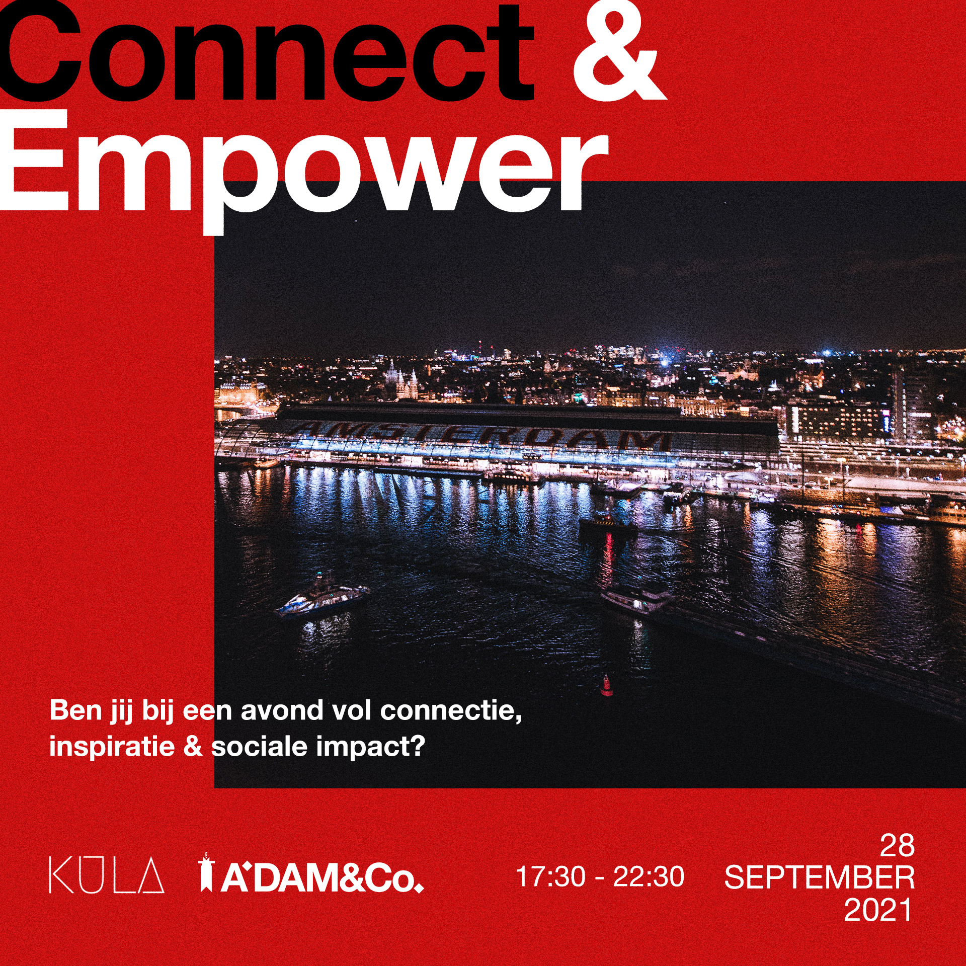 Connect & Empower