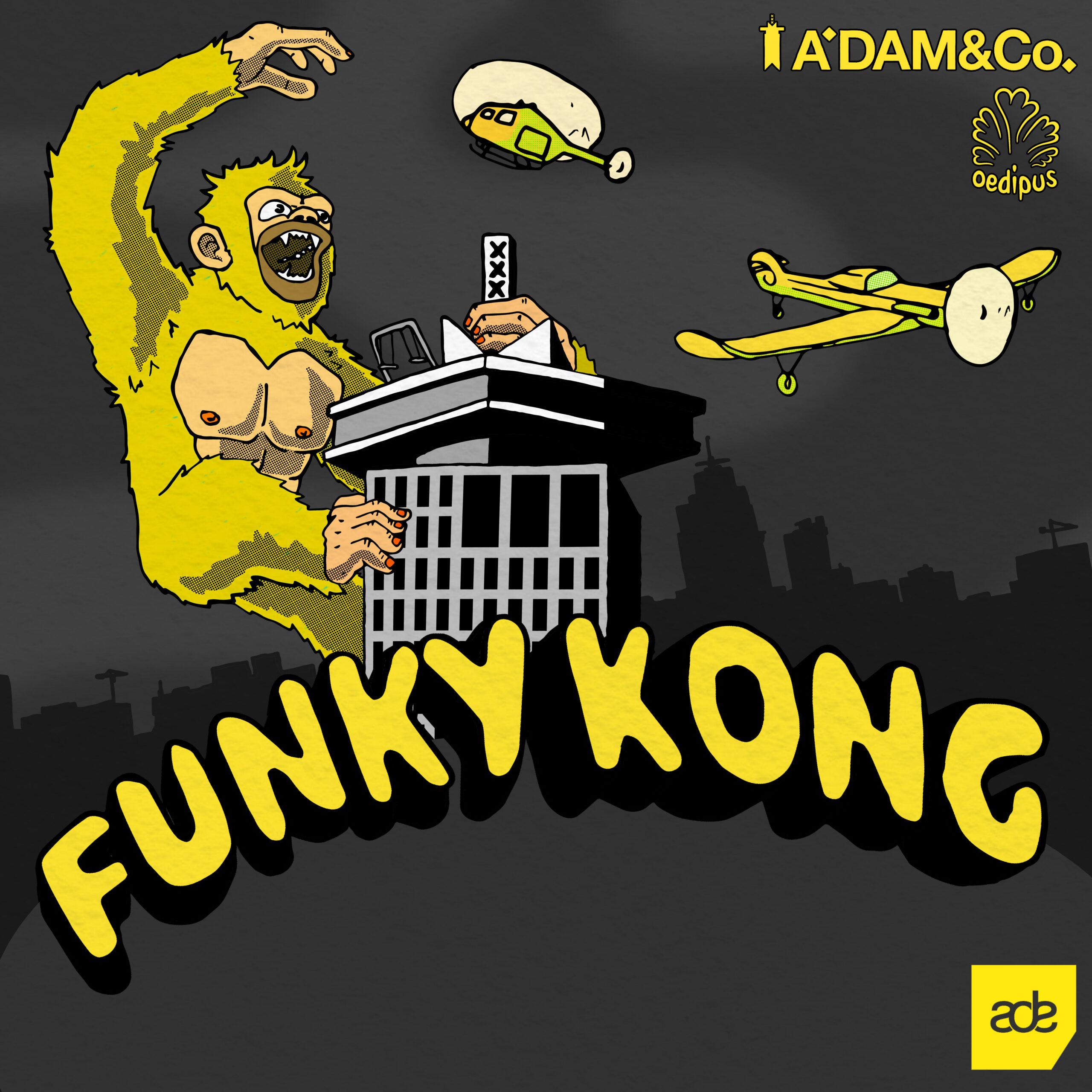 ADE // Funky Kong